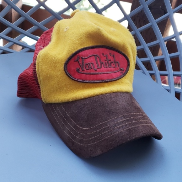 Von Dutch Accessories - Von Dutch Trucker Hat